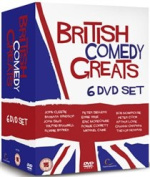 British Comedy Greats [Region 2]