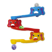 Edushape Rolliphant Slides Bath Toy