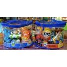 Disney Set of 6 Pixar Character Pool Bath Vinyl Toys NEW Buzz Woody Nemo Incredibles Sulley
