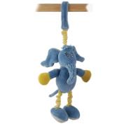 miYim Organic Dr Seuss Horton Stroller Toy
