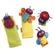 Tug & Play Knot Block Development Toy for Newborn Babies