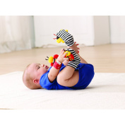 Lamaze High Contrast Wrist Rattles for Baby