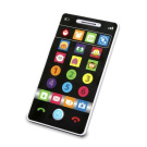 Kidz Delight Smooth Touch Smart Phone, Black