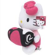 Hello Kitty Plush Doll & Blanket Combo