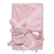 North American Bear Company Smushy Bunny Blanket