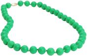 Chewbeads Jane Necklace - Emerald Green