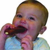 Little Toader Baby-Q-Ribs Teether