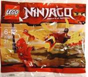LEGO Ninjago Exclusive Mini Figure Set #30083 Dragon Fight Bagged