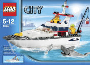 LEGO City 4642: Fishing Boat