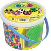 Perler Beads 6,000 Count Bucket-Multi Mix