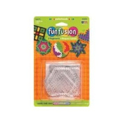 Fun Fusion Bead Pegboards 5-Pack