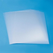 Shrinkles Shrink Art Plastic Sheets, Clear