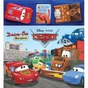 Disney Pixars Cars Lightning Mcqueen Dry Erase Board 29cm X 20cm