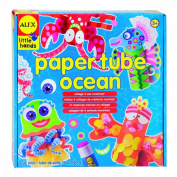 Alex Toys 482430 Paper Tube Ocean Kit-
