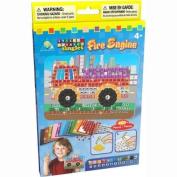 Sticky Mosaics Singles Fire Engine