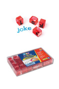 Educational Insights See and Stamp Transparent Stamps - Lowercase