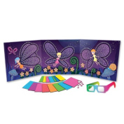 The Orb Factory Sticky Mosaics® 3D Pixie Magic
