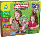Sticky Mosaics Christmas