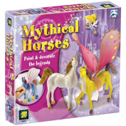 Diamant Mythical Horses Painting Set