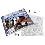 Royal & Langnickel Painting by Numbers Junior Large Art Activity Kit, Three of a Kind