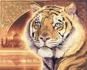 Bengal Tiger Paint-By-Number Kit