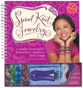 Klutz Spool Knit Jewellery Kit