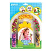 Perler Fused Bead Kit, Tropical Fun