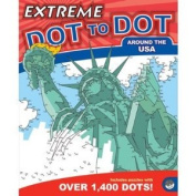 Mindware Extreme Dot to Dots Around the USA