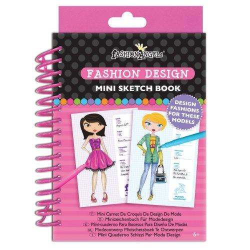 Fashion Angels - Fashion Design Mini Sketch Book. Best Price | EBay