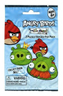 Eraseez Collectible Puzzle Eraser 2Pack Angry Birds