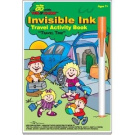 On the Go with Yes & Know Invisible Ink Travel Activity Book