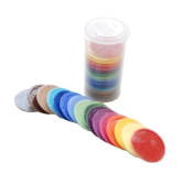 16 Colour 2ML Refill for Walk Around Pallet - Snazaroo
