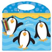 Stephen Joseph Penguin Doodle Pad