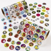 Super Sticker Assortment (1000 Stickers) [Toy]