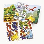 Paper Dinosaur Sticker Books