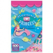 Mermaid Princess Sticker Book