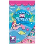 Mermaid Princess Sticker Book