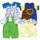 Doll Clothes Playwear 10-33cm dolls