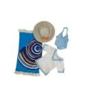 Manhattan Toy Lilydoll Beach Bound Swimsuit Outfit for your Lilydoll, from Manhattan Toy