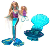 Magical Mermaid Barbie & Krissy Doll