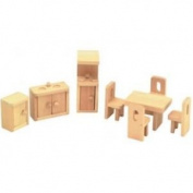 Wooden Toys - Toy Box Wooden Kitchen Furniture - Great Gizmos