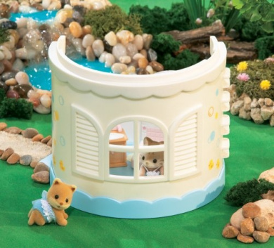 Calico Critters Bathroom for Playhouse  Calico Critters Bathroom for  Playhouse by Calico Critters Shop. Calico Critters Bathroom For Playhouse