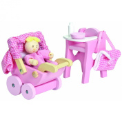 Daisylane Nursery Set