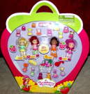 Strawberry Shortcake Mix & Match Fashions 30 Piece Exclusive Set