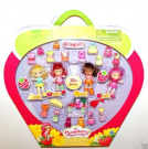 Strawberry Shortcake Mix & Match Fashions 30 Piece Exclusive Set