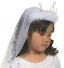 Princess Bride Veil - CHILD