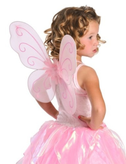 Little Adventures Fairy Wings Pink