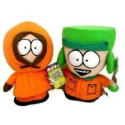 South Park Kenny Kyle Plush Doll Stuffed Toy [Toy]