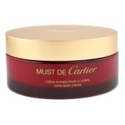 Cartier Must Satin Body Cream 200ml