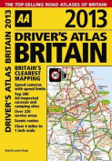 AA Driver's Atlas Britain